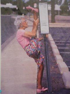 72 year old grandma craves big black cock - 1 5