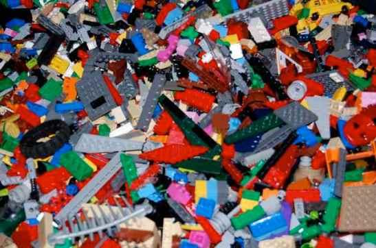 Lego Vomit